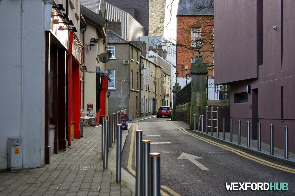 Mallin Street, Wexford