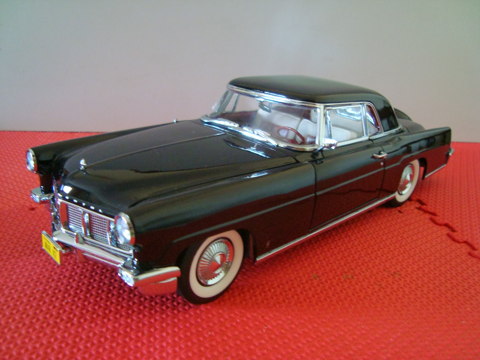 diecast american car nutz a classic 1956 lincoln continental mark ii. Black Bedroom Furniture Sets. Home Design Ideas