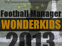 Football Manager 2013 Wonderkids