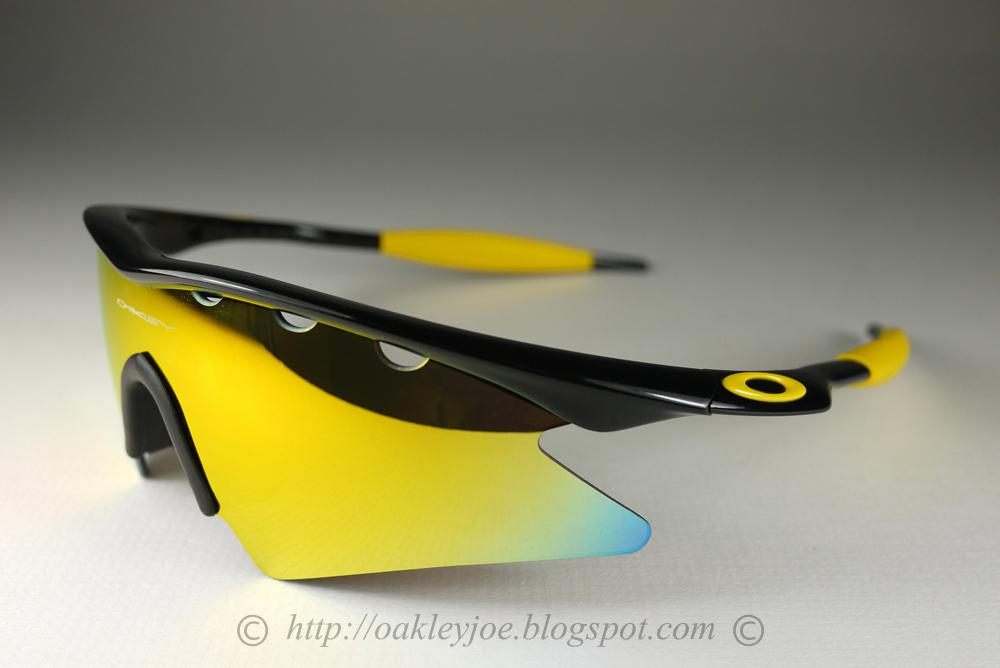 Oakley M Frame Sweep Custom