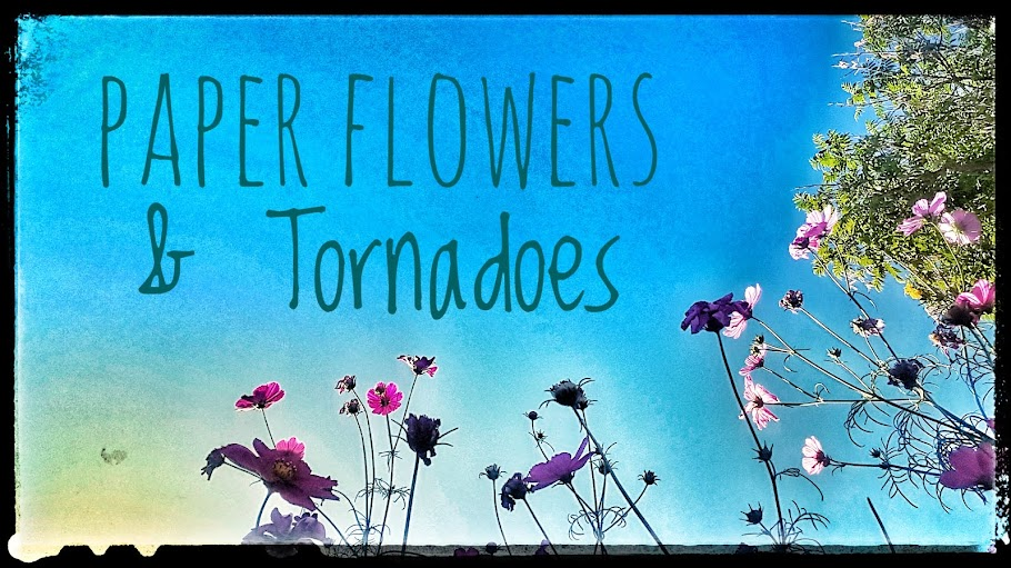 Paper Flowers & Tornadoes