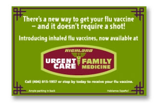 graphic design for marketing Highland Urgent Care