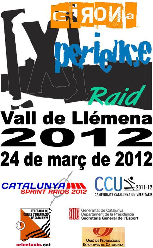 Raid Girona X-Perience Vall del Llèmena 2012