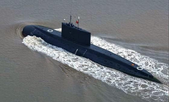 Kapal Selam Kilo Rusia