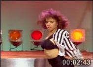 Finishes with Rosie perez nude clips blonde shemale