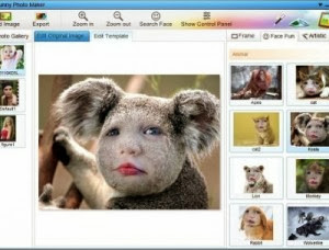 ... provides you with free funny photo frames fun photo effects funny