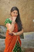 Actress Anusha Photos in Half saree-thumbnail-5