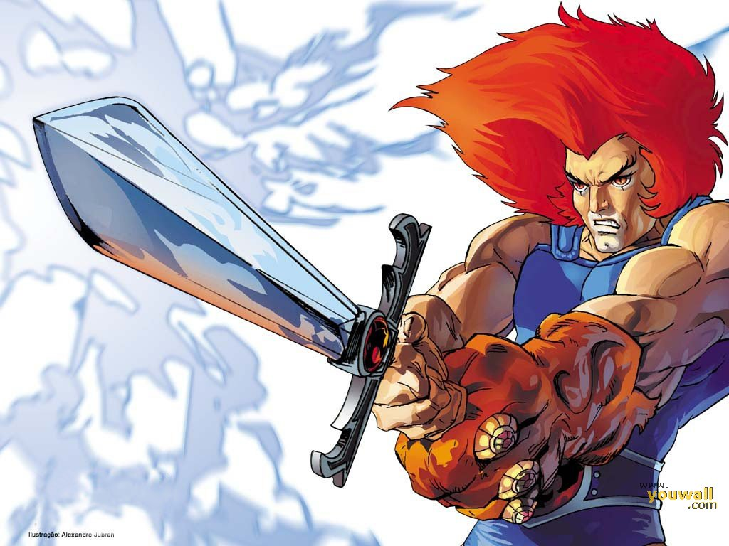 Thundercats Superheroes Cartoon