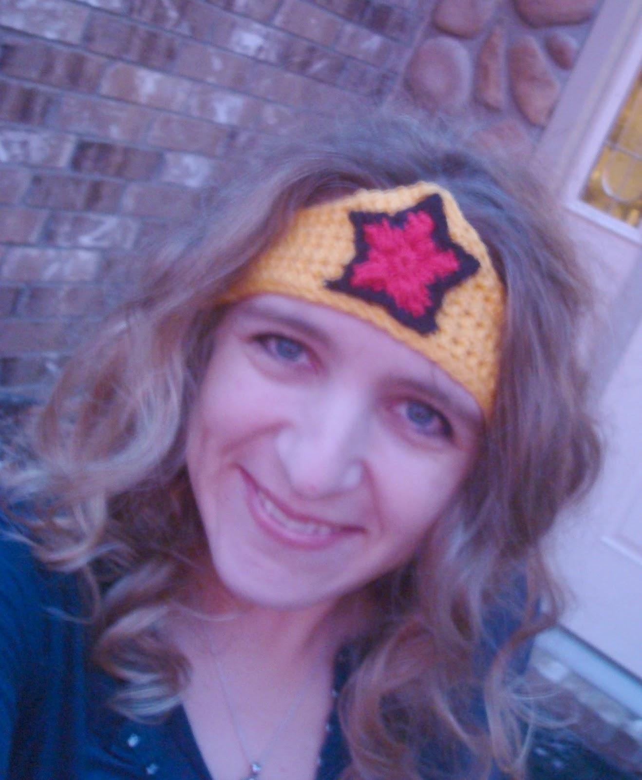 Wonder Woman Tiara | Institch Gratification