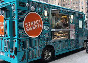 A Graphic Design Field Journal By Cherise Food Truck Art