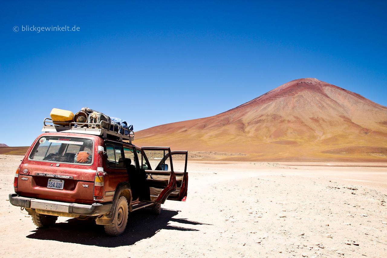 Land Cruiser, Bolivien