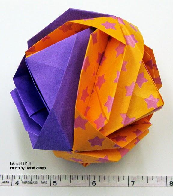 origami Ishibashi Ball