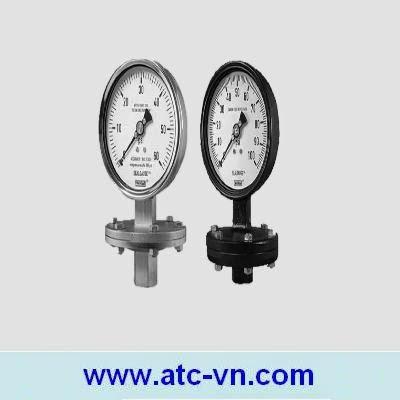 Đồng hồ áp suất màng Wika - Germany