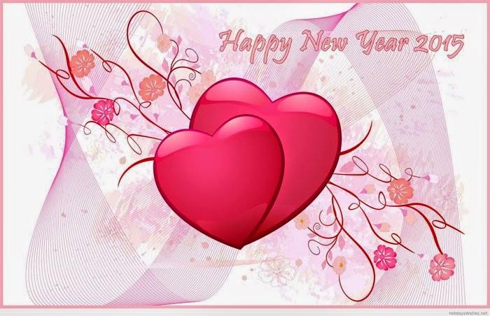 thiệp happy new year 2015 đẹp nhất