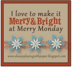 Merry Mondays!
