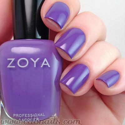 Zoya Serenity Swatch