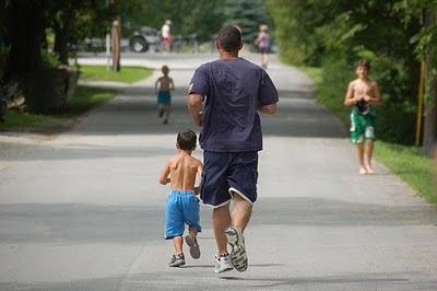 Imagen padre e hijo