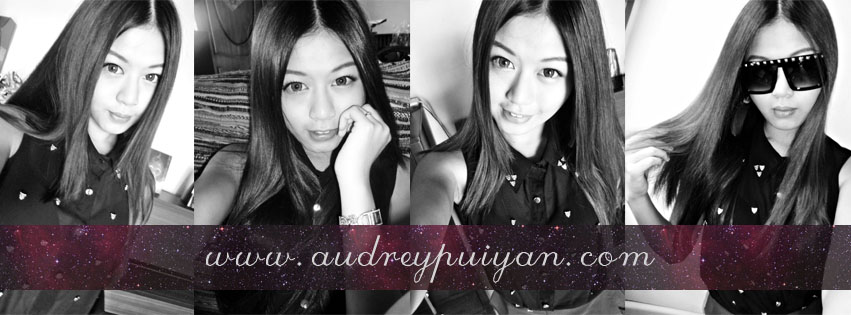 Audreypuiyan's blog // The story of my stuff ♥