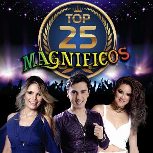 Banda Magnificos - TOP 25 PROMOCIONAL 2016