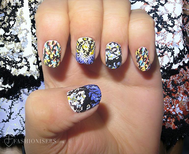 Nails Designs 2015 ~ Beautiful Nails And Color