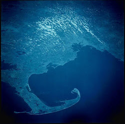 A Satellite View of the Southern Gulf of Maine and Cape Cod Bay