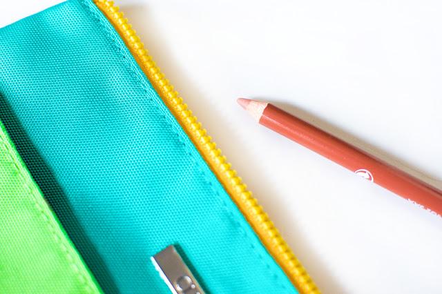 natural collection almond lip pencil
