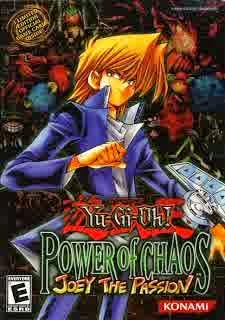Download games Yu-Gi-Oh Power Of Chaos Joey The Passion.
