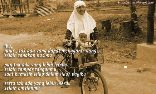 Mother's Day In Indonesia from Puisina