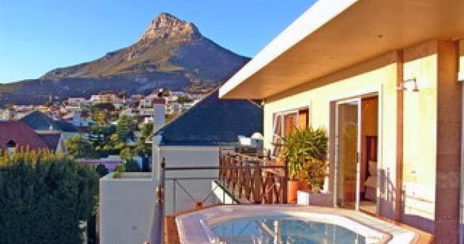 Arquitectura de Casas: Villas turu00edsticas modernas en Ciudad del Cabo.