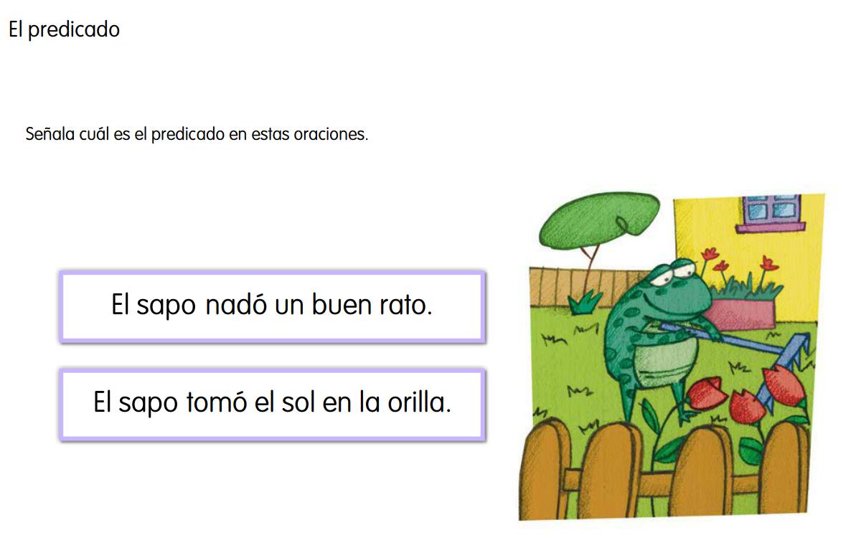 http://www.primerodecarlos.com/SEGUNDO_PRIMARIA/mayo/tema_4_3/actividades/otras/lengua/predicado2.swf