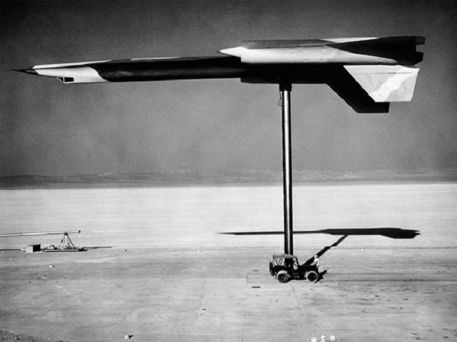 Area 51 Spy-plane A-12