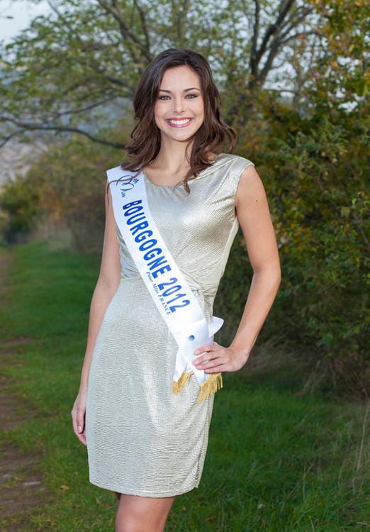 Marine Lorphelin Miss Bourgogne, Miss France 2013