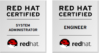 RedHat Certified Administrator and Engineer
