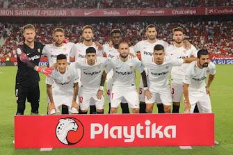 Sevilla Fútbol Club.- 2018-2019