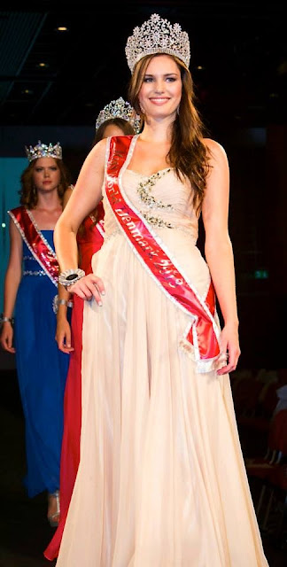 Miss World Denmark 2013 winner Malene Riss Sorensen