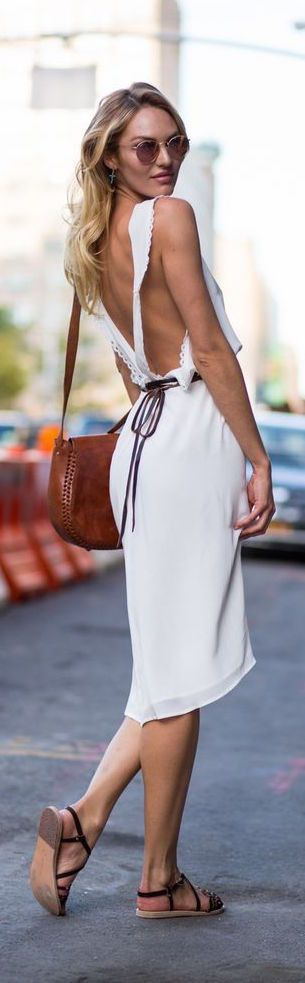#street #style dress for summer