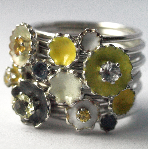 Canary Ring Colours