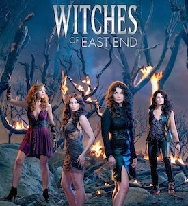 "Witches of East End"" do Lifetime renovada para a segunda temporada"
