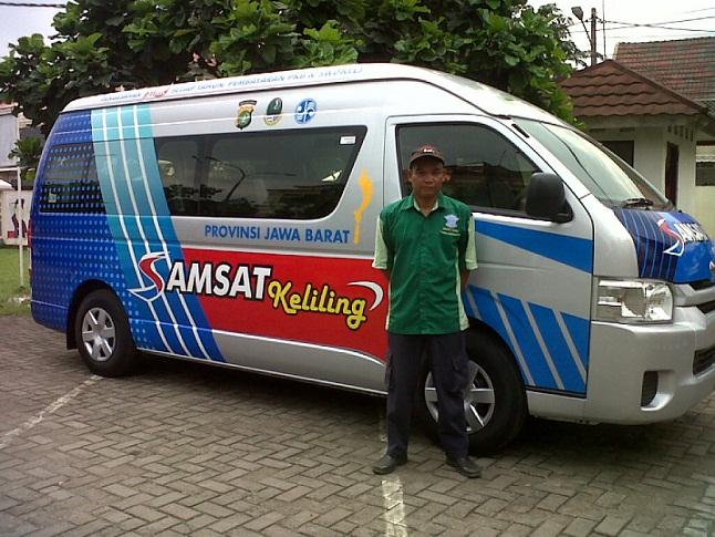 Samling Samsat Cinere Siap Layani Warga di Lima Kecamatan