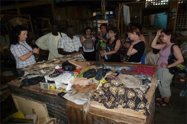 Mercado de Kaolack