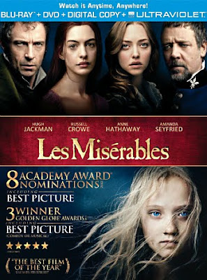 Filme Poster Os Miseráveis BRRip XviD & RMVB Legendado