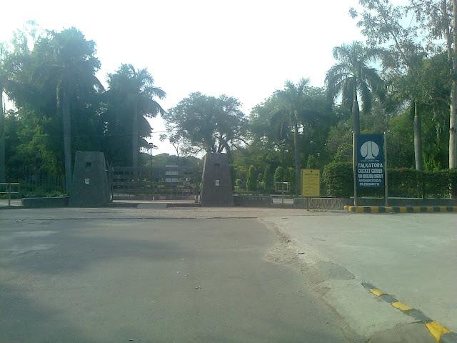 talkatora Garden Delhi