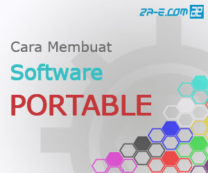 Cara Membuat Software Portable