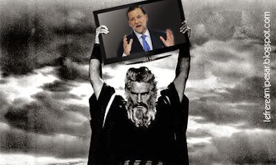 """compadecencia"", Rajoy"", ""Moisés"""