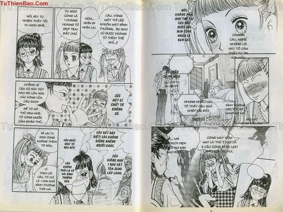 Xin Lỗi Tớ Thích Cậu chap 9 - Trang 52