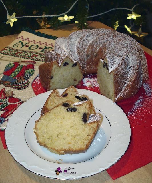 almendra, bizcocho, bundt cake, bundt cake de pasas y almendra, pasas, pasas y almendra,