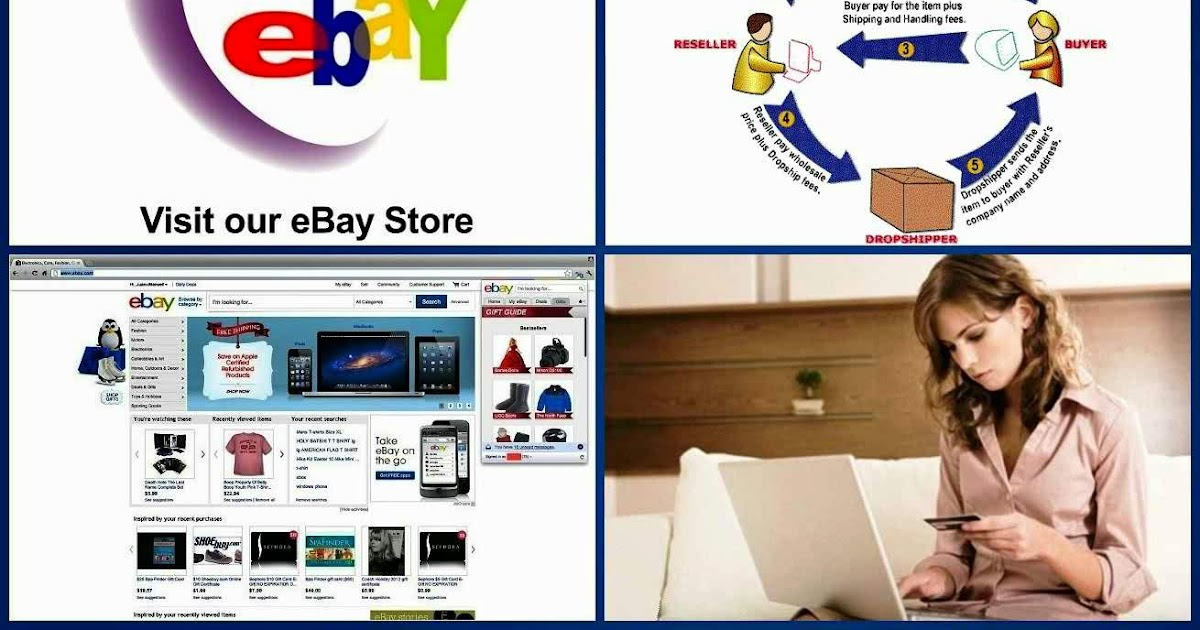 how to get a business started on ebay