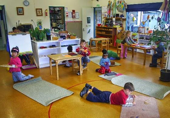 MontessoriMainstream Alternative Seating Options