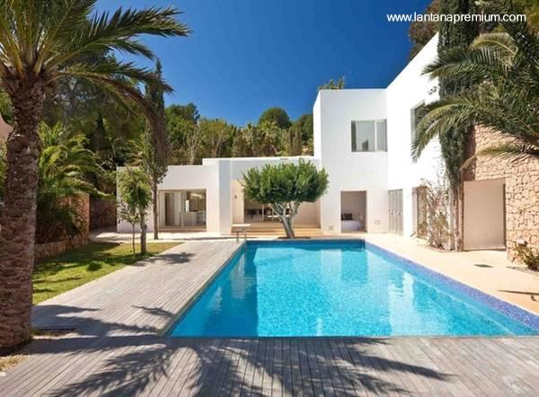 Arquitectura de casas casas modernas en espa a - Casas sostenibles espana ...
