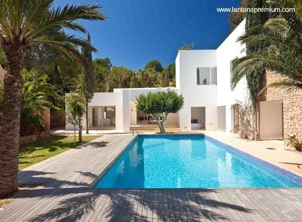 Arquitectura de casas casas modernas en espa a - Casas modernas madrid ...